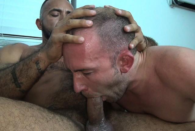 Trit Tyler Blows Alessio Romero